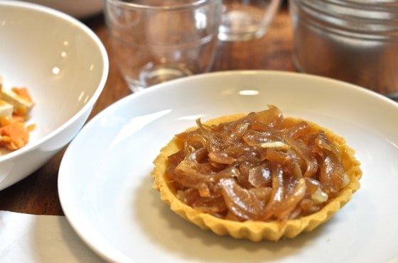 Café Pinson - løgtærte