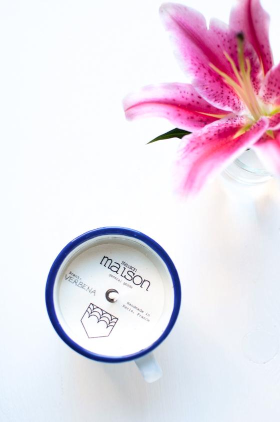Duftlys-Bougie parfumée